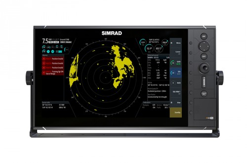 Simrad R3016 Radar Control Unit